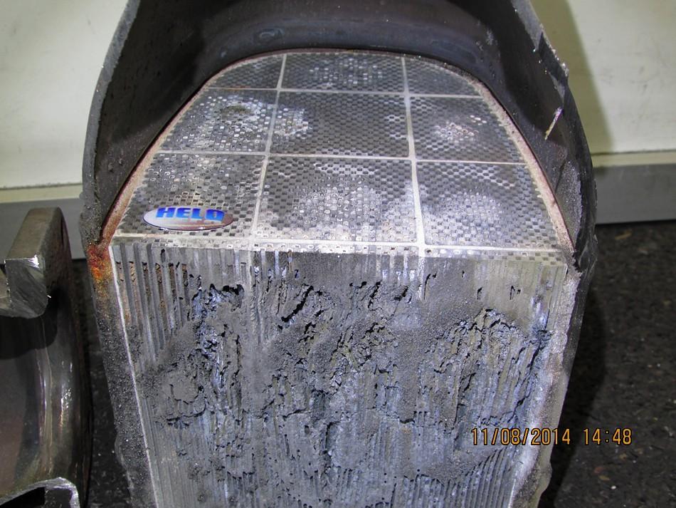 reinigen bmw dieselpartikelfilter zerst rt verbrannt schaden. Black Bedroom Furniture Sets. Home Design Ideas